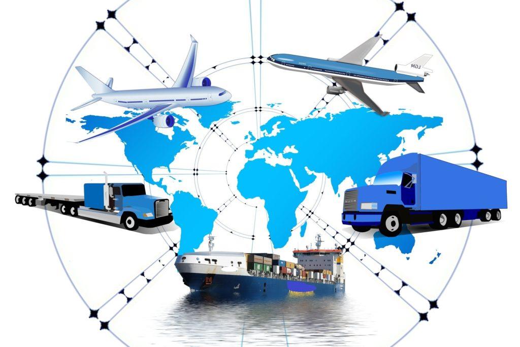 Multi Modal Logistics Service in China - MOOV Logistics